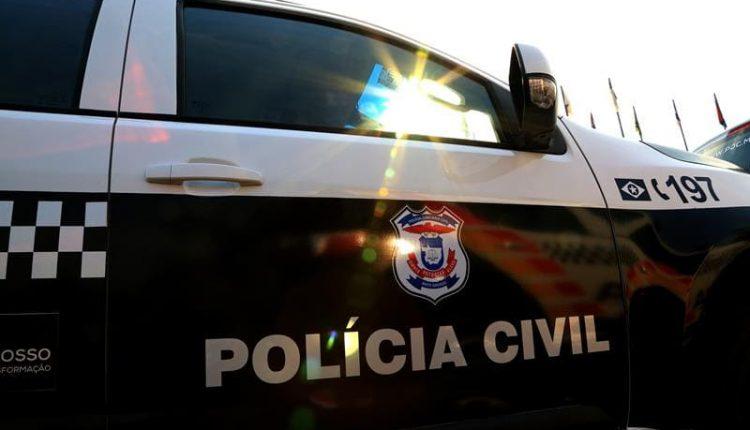 Policia Civil de Mato Grosso.