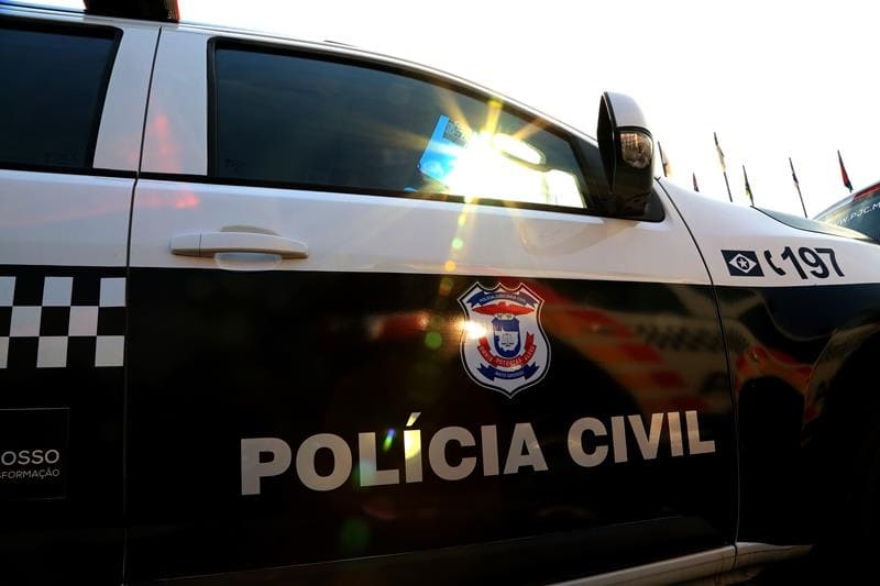 Policia Civil de Mato Grosso.