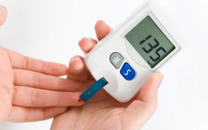 Tratamento da diabetes.