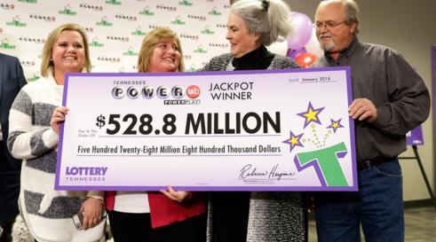 ganhadores de loterias