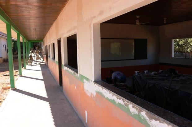 Escola Municipal Darcy Ribeiro