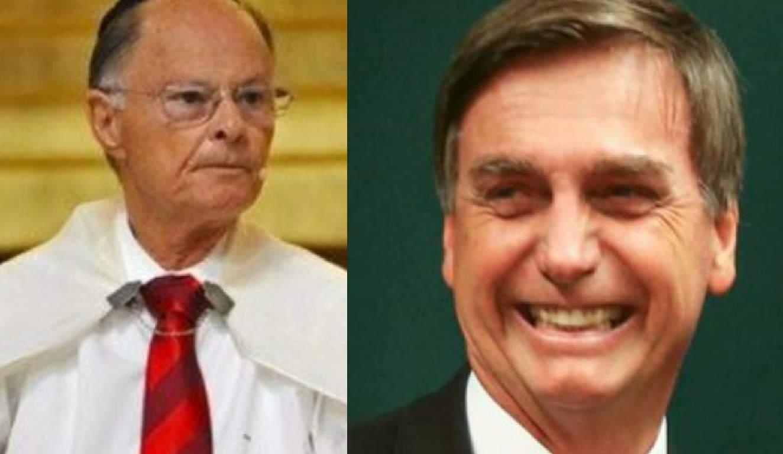 Bolsonaro recebe apoio de Edir Macedo - Foto/Divulgação