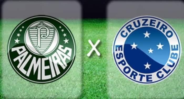 Jogo do Palmeiras x Cruzeiro como assistir online.. Imagem/Reprodução