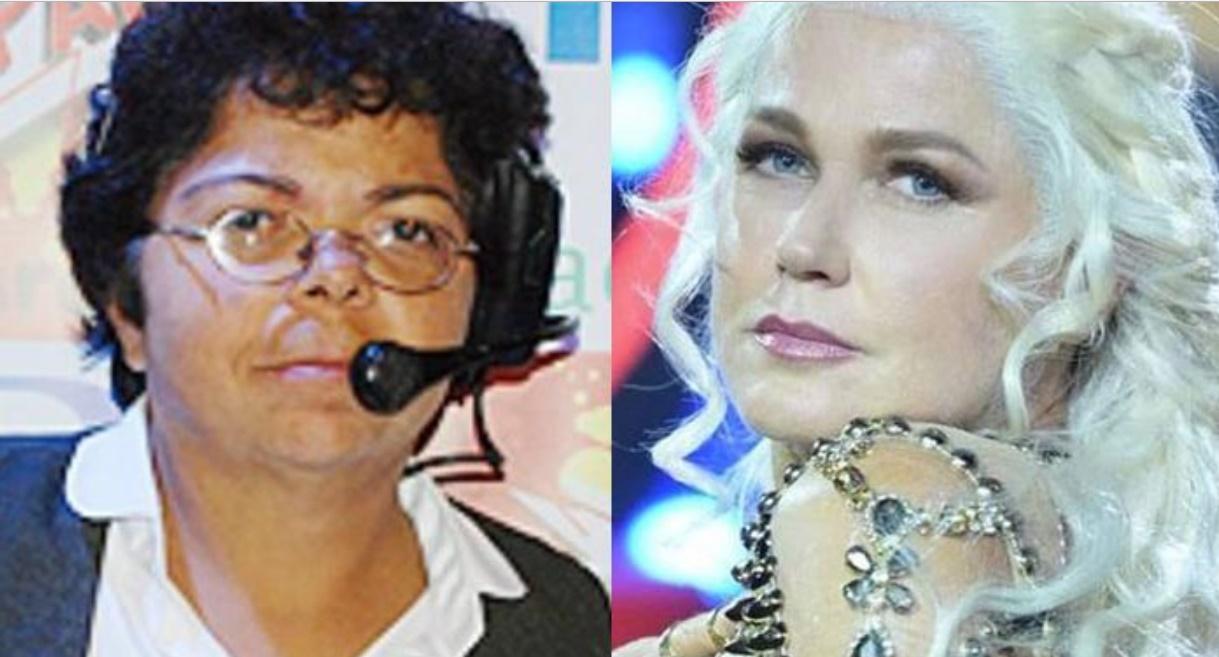 Entrevista Xuxa sobre Marlene Mattos - Foto/Montagem