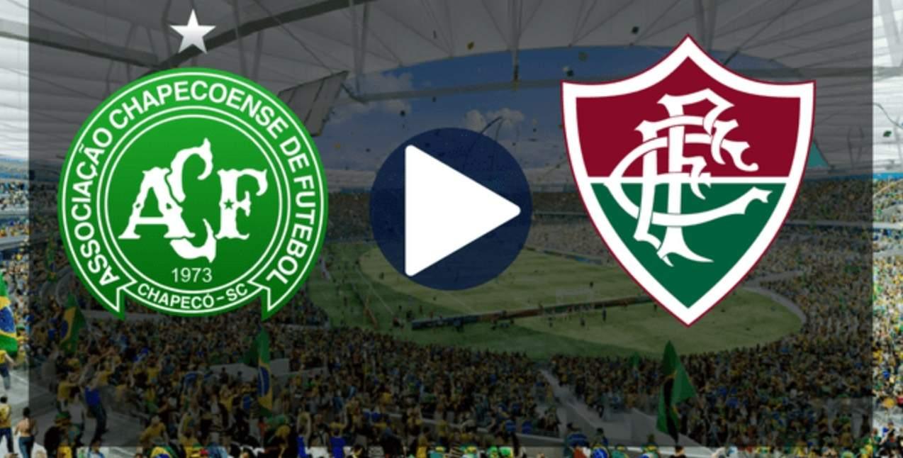 Assistir Chape x Fluminense ao vivo - Foto/Divulgação