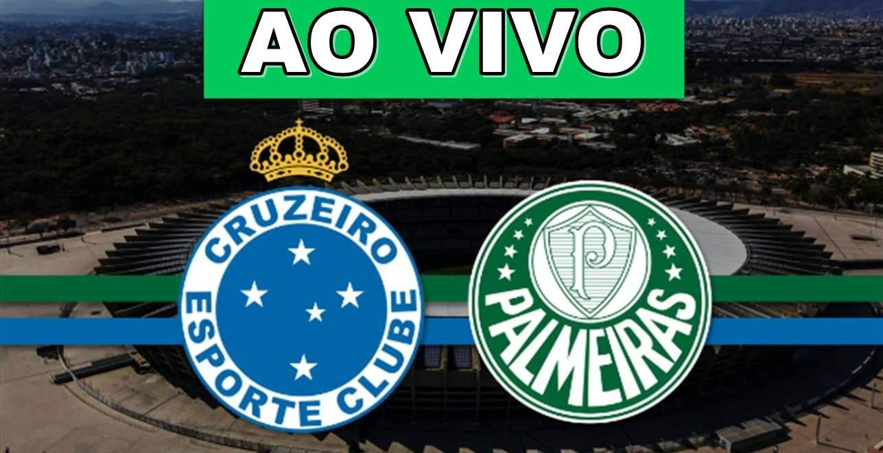 Assistir ao vivo Cruzeiro x Palmeiras - Foto/Divulgação
