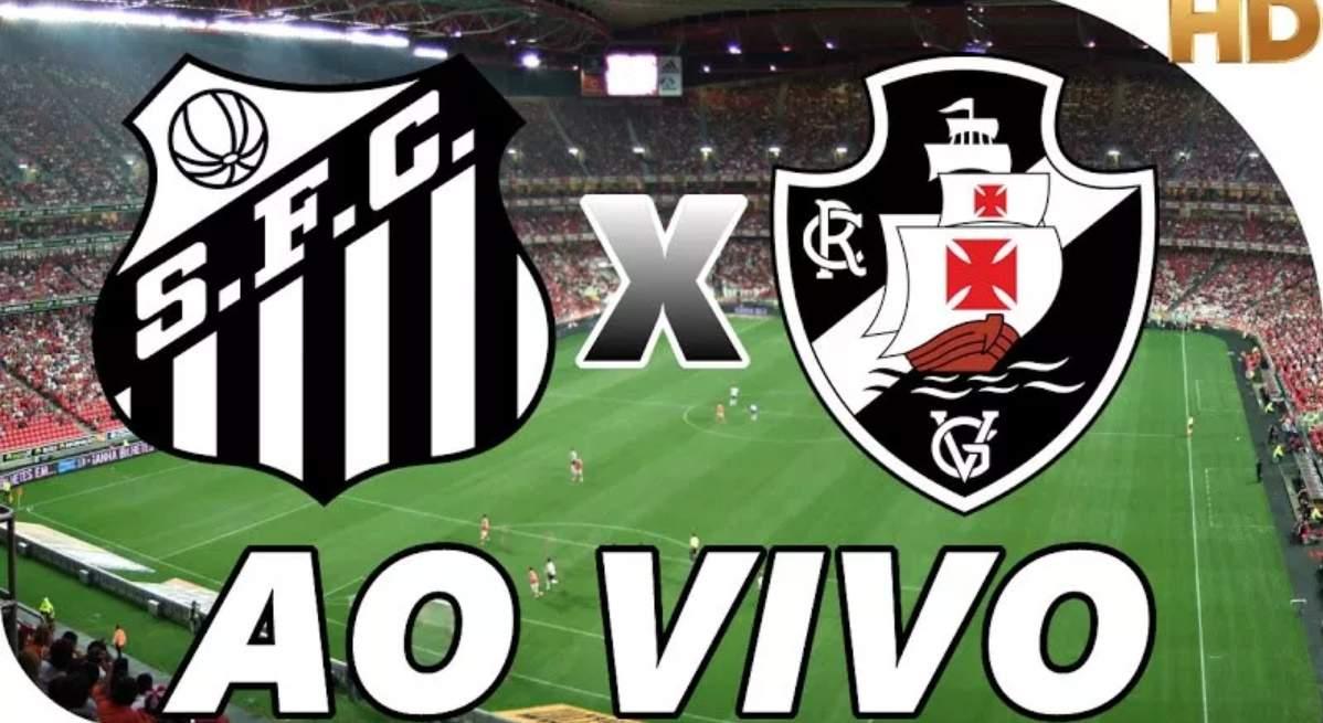 Assistir Vasco x Santos ao vivo - Foto/Divulgação