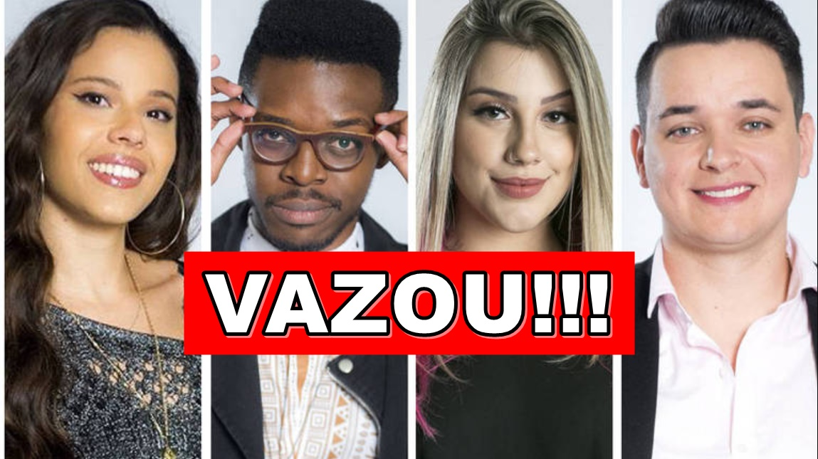 Enquete The Voice Brasil mostra possível vencedor - Foto/Divulgação