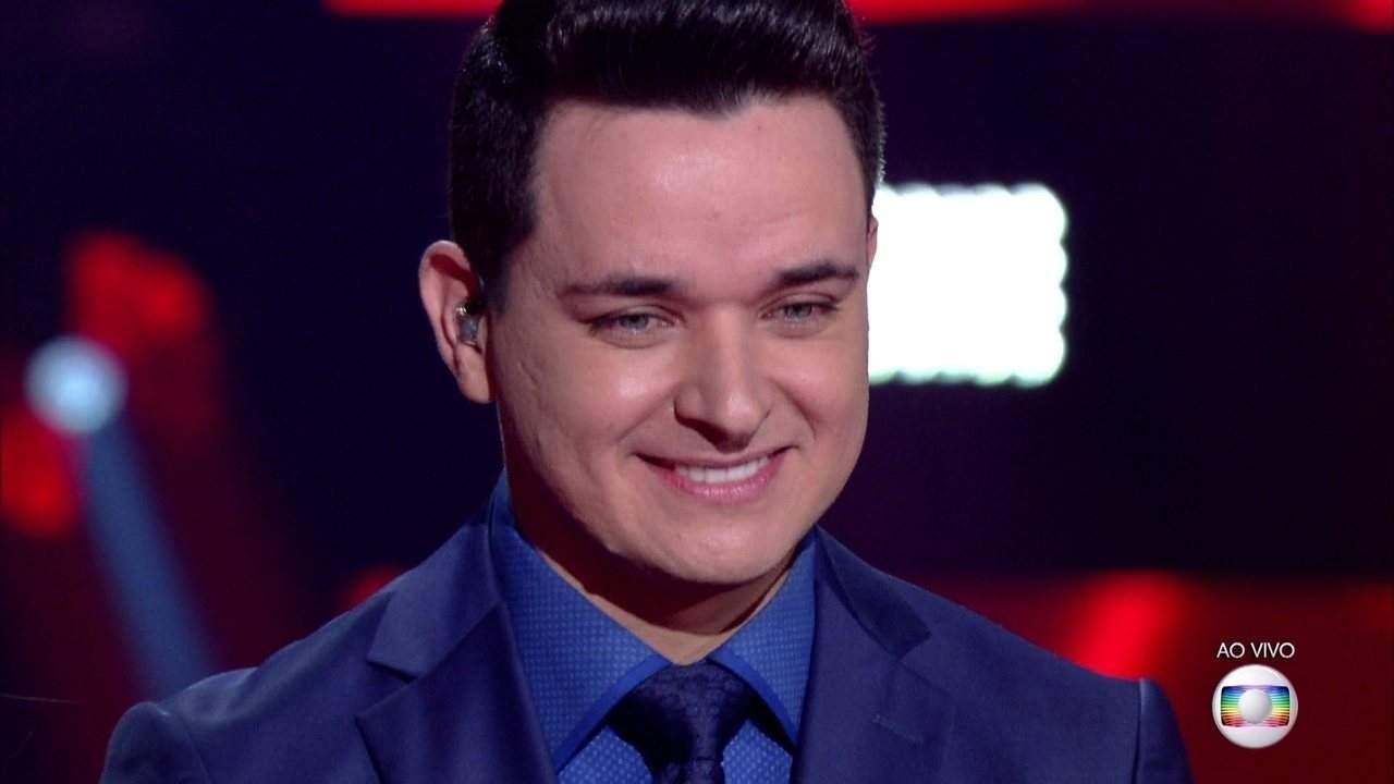 Léo Pain é favorito a vencer The Voice - Foto/Divulgação