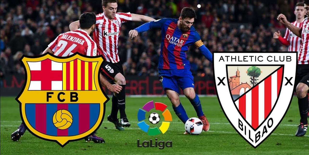 Barcelona x Athletic de Bilbao ao vivo - Foto/Divulgação