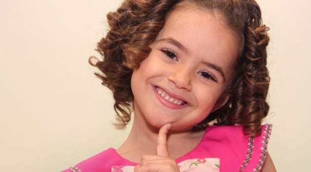 Maisa da Silva Andrade com 3 anos. Foto/Divulgação