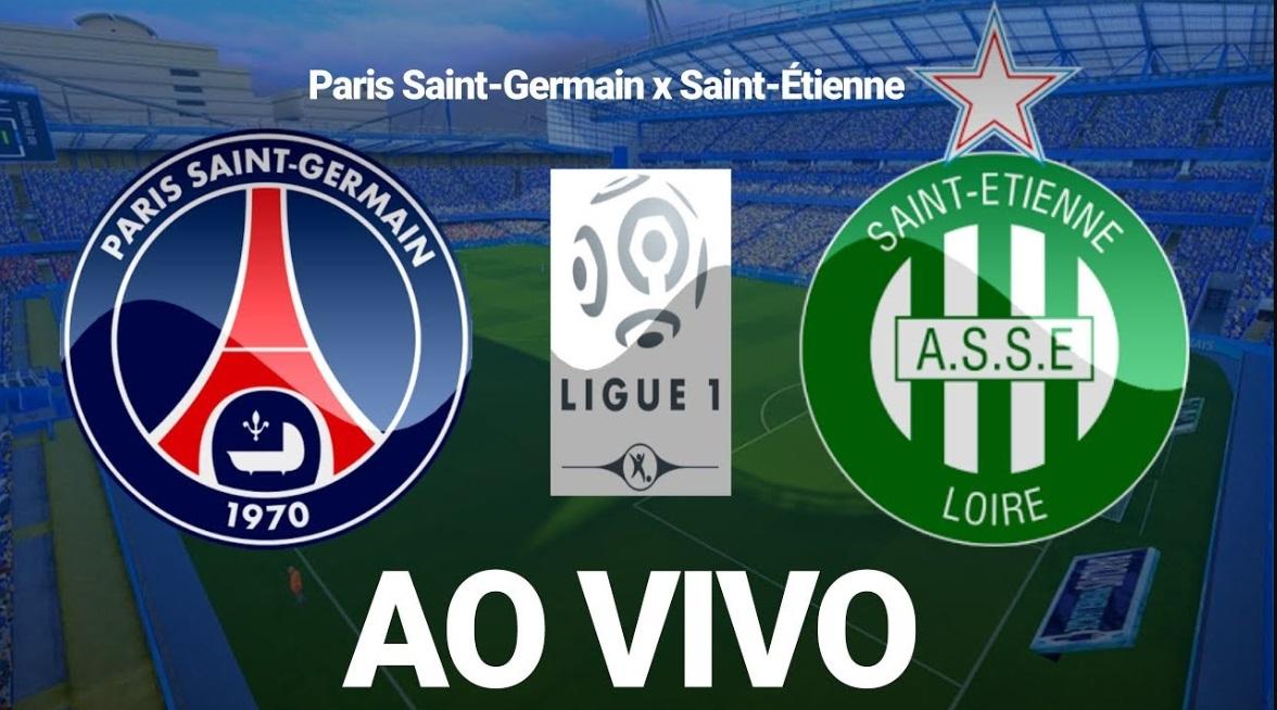 PSG x Saint Étienne - assistir ao vivo - Foto/Divulgação