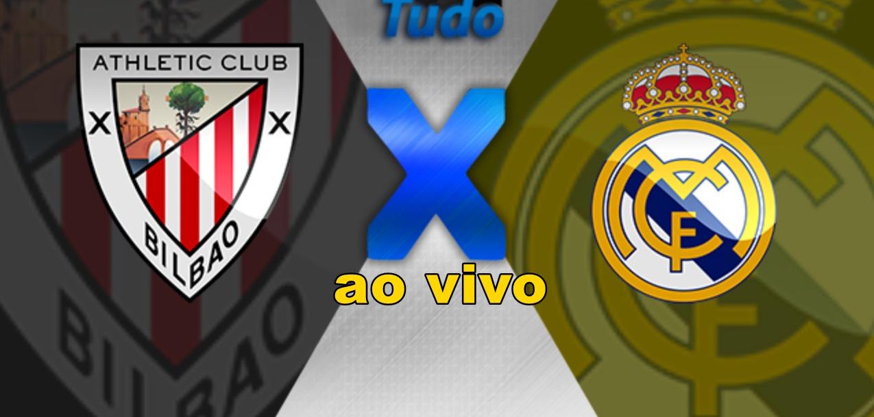 Real Madrid x Athletic Bilbao: assistir ao vivo - Foto/Divulgação