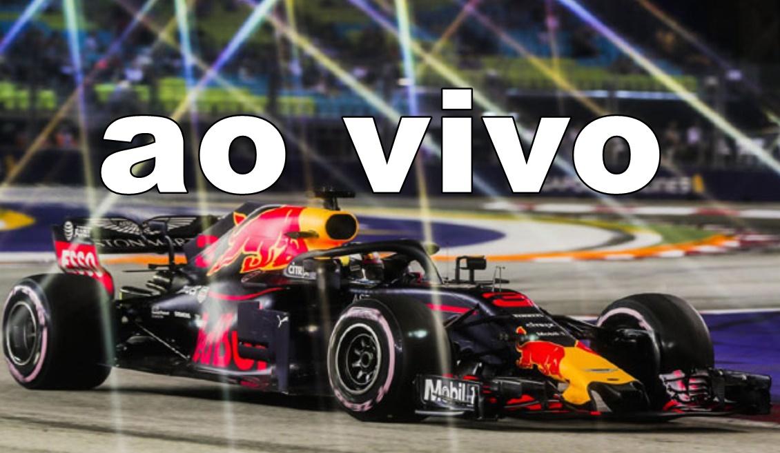 Formula 1 ao vivo - Foto/Divulgação