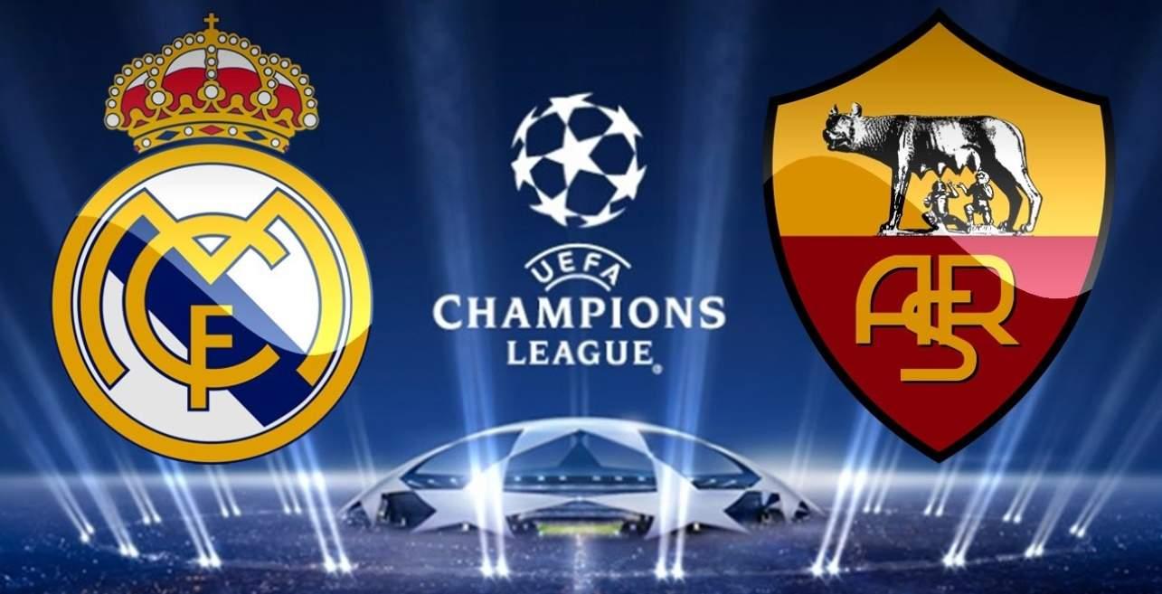 Assistir Real Madrid x Roma ao vivo - Foto/Divulgação