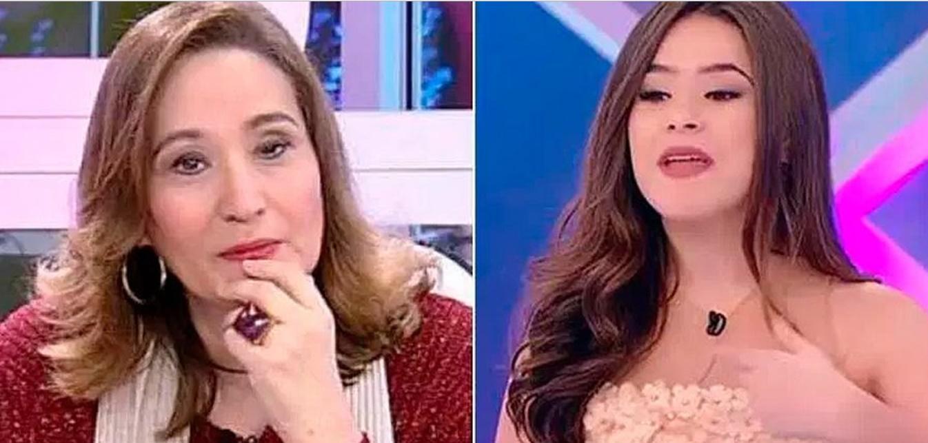 Sônia Abrão critica Maísa Silva em entrevista a Fábio Porchat - Foto/Divulgação