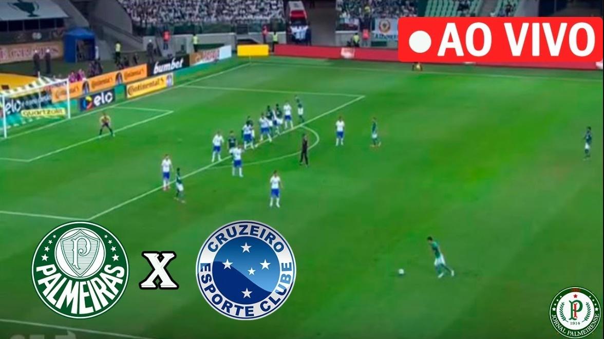 Palmeiras x Cruzeiro ao vivo - como assistir - Foto/Divulgação
