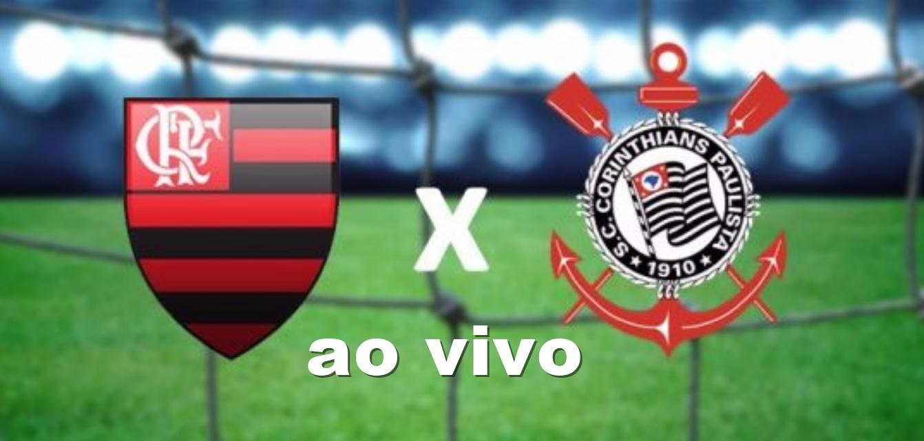 Flamengo x Corinthians - Assistir ao vivo - Foto/Reprodução