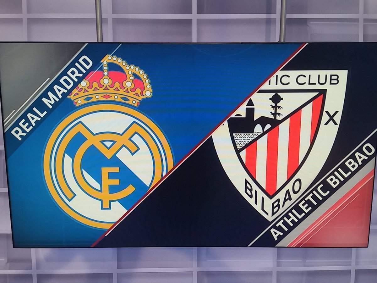 Saiba como assistir ao vivo Real Madrid x Athletic Bilbao - Foto/Divulgação