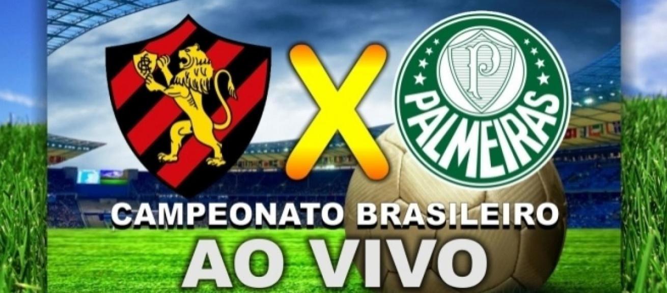 Sport x Palmeiras ao vivo - Foto/Divulgação