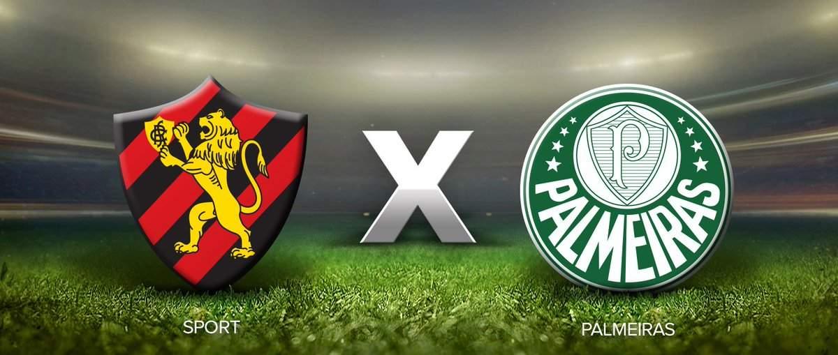Assistir Sport x Palmeiras ao vivo - Foto/Divulgação
