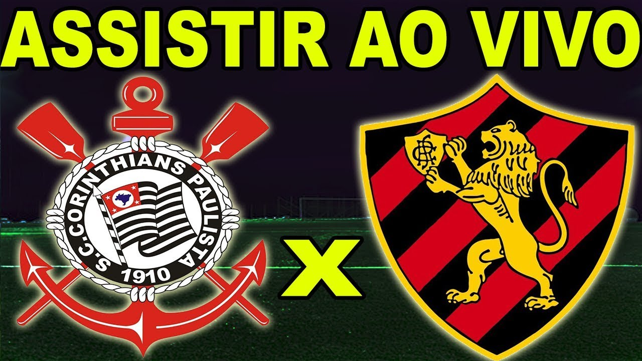 Assista Corinthians x Sport ao vivo - Foto/Divulgação