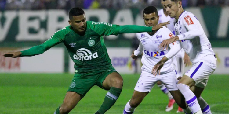 Assistir Chapecoense x Cruzeiro AO VIVO. Foto/Reprodução