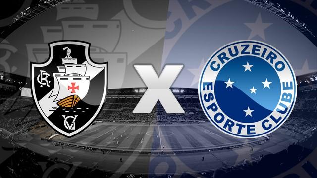 Cruzeiro x Vasco placar ao vivo, veja como assistir online. Imagem/Reprodução