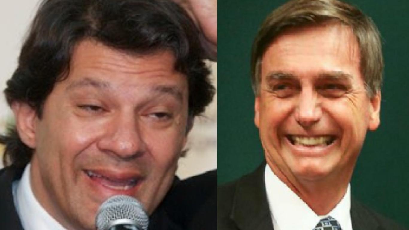 Haddad quer prisão de Bolsonaro e já estuda medida - Foto/Divulgação