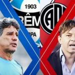 Rivar Plate x Grêmio - Saiba como acompanhar o placar ao vivo do jogo - Foto/Montagem