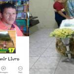 Apoiador de Bolsonaro morre após suposto espancamento por grupo do PT - Foto/Montagem