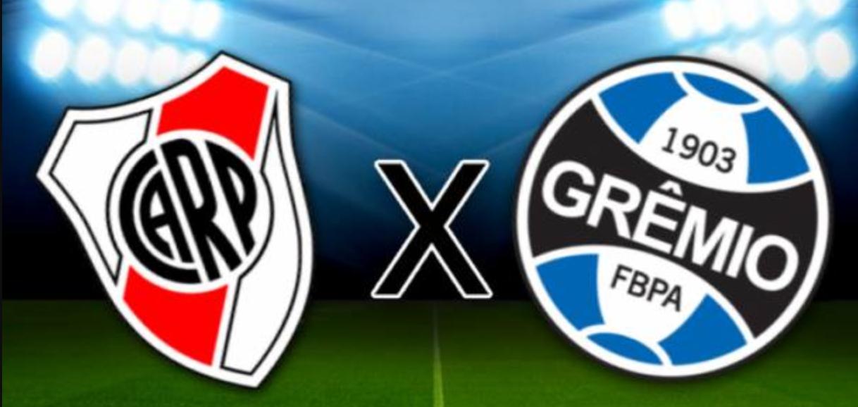 Grêmio x River Plate ao vivo online e na televisão - Foto/Divulgaçãõ