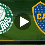 Palmeiras x Boca Juniors ao vivo online - Foto/Divulgação