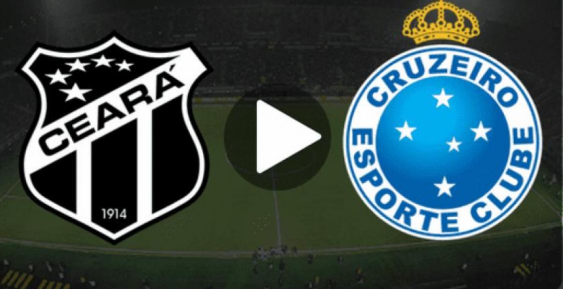 Saiba como assistir Cruzeiro x Ceará  ao vivo online e na televisão – Foto/Divulgação