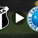 Saiba como assistir Cruzeiro x Ceará ao vivo online e na televisão - Foto/Divulgação