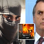 Jair Bolsonaro sofre ameaças de ataque terrorista, revela General da reserva em vídeo a Reuters - Foto/Montagem