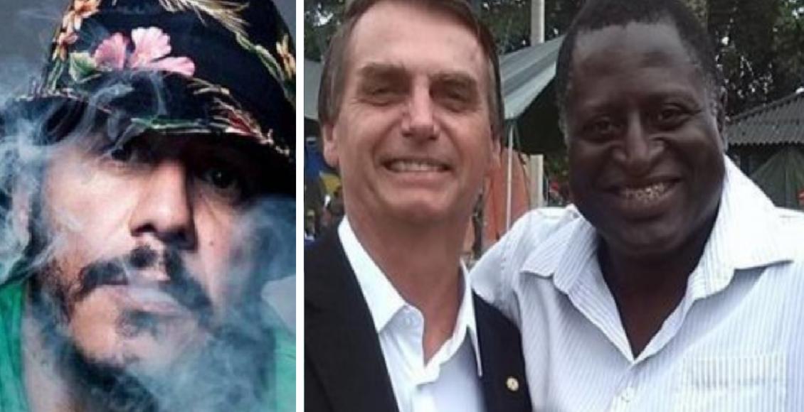 Deputado negro amigo de Bolsonaro sofre ofensa racista de Marcelo D2 e responde cantor – Foto/Divulgação