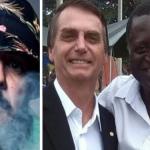 Deputado negro amigo de Bolsonaro sofre ofensa racista de Marcelo D2 e responde cantor - Foto/Divulgação
