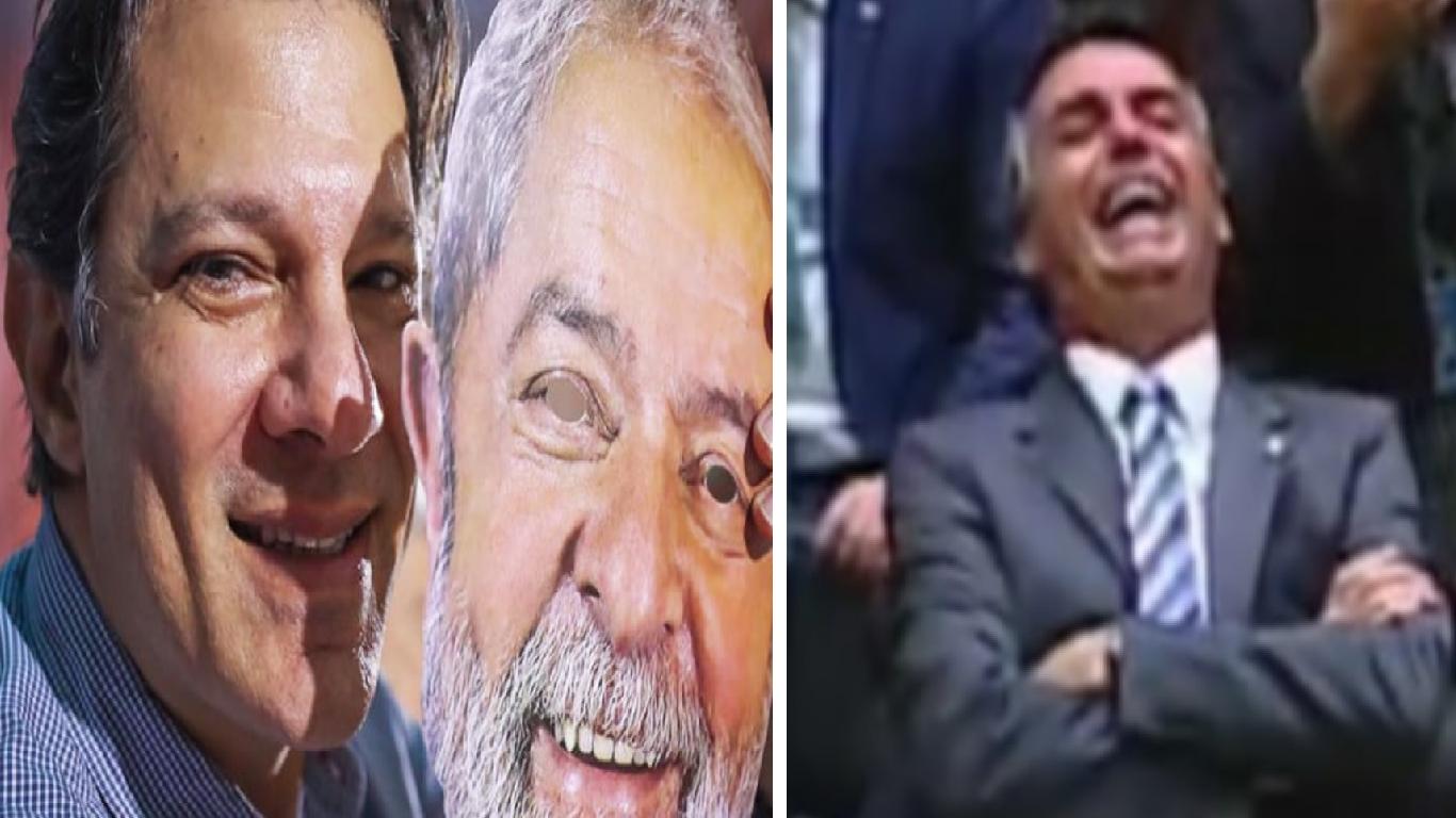Fernando Haddad se reúne com Lula na cadeia para tentar vencer Bolsonaro - Foto/Divulgação