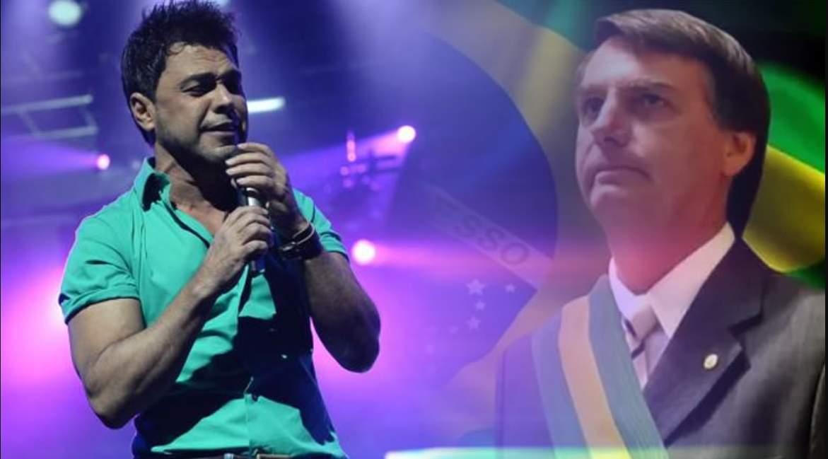 Zezé fala em manipulação da mídia para atrapalhar Bolsonaro - Foto/Divulgação
