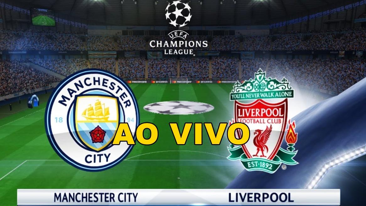 Liverpool x Manchester City ao vivo - Foto/Divulgação