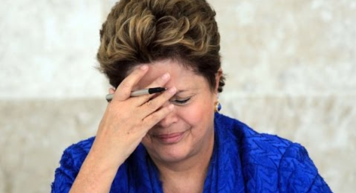 Dilma Rousseff fora do Senado Federal, segundo Boca de Urna - Foto/Divulgação