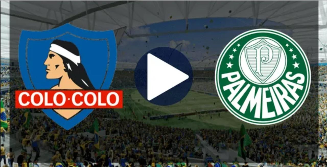 Palmeiras x Colo Colo ao vivo - Foto/Divulgação