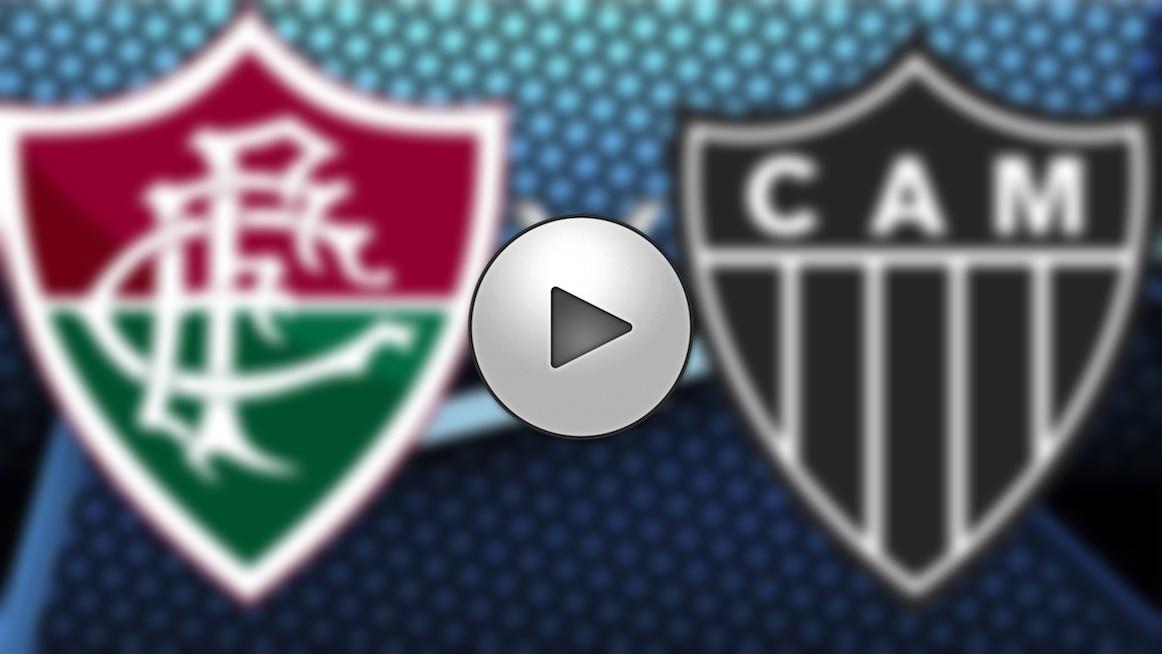 Fluminense x Atlético-MG AO VIVO - Foto/Divulgação