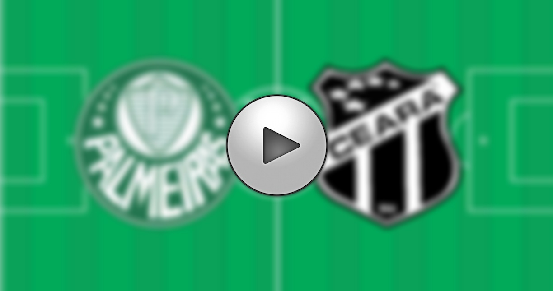 Palmeiras x Ceará ao vivo - Foto/Divulgação