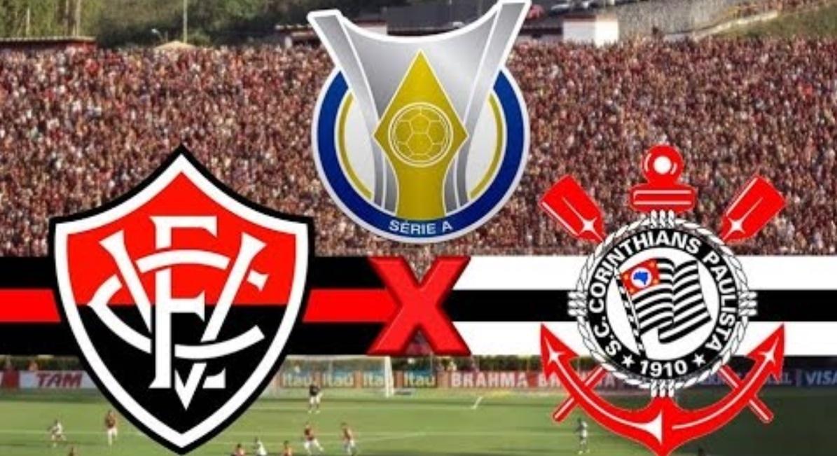 7c724f63af Saiba como assistir ao vivo Vitória x Corinthians ao vivo online -  Foto Montagem