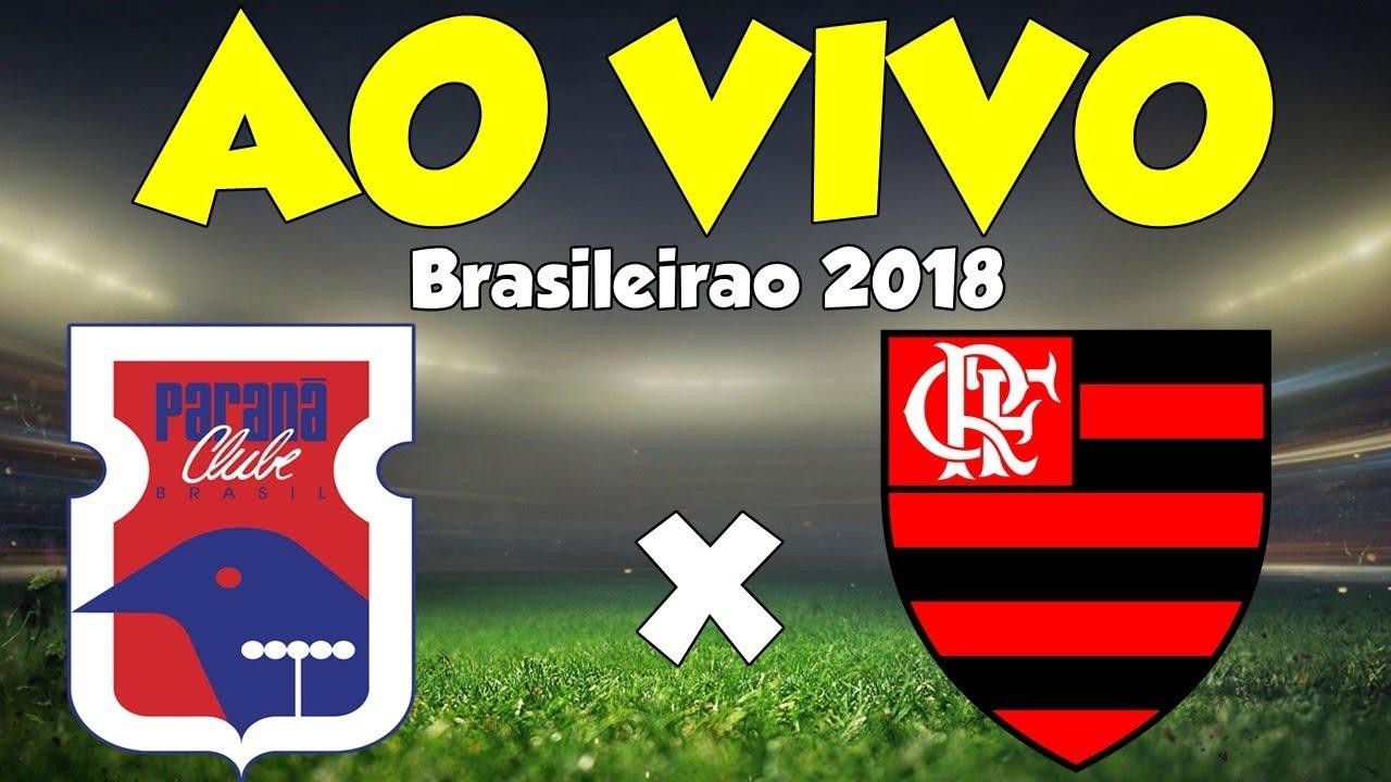 Flamengo x Paraná ao vivo online e na televisão - Foto/Divulgação