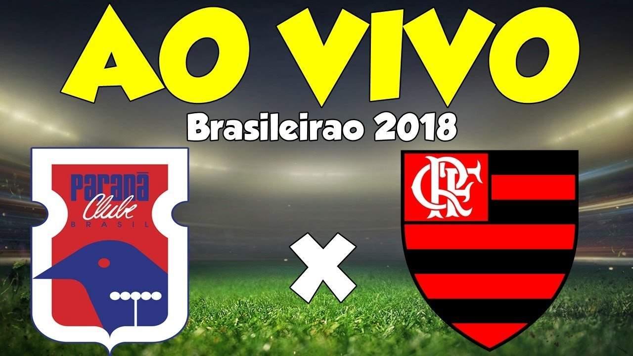 Saiba como assistir Paraná x Flamengo ao vivo online - Foto/Divulgação