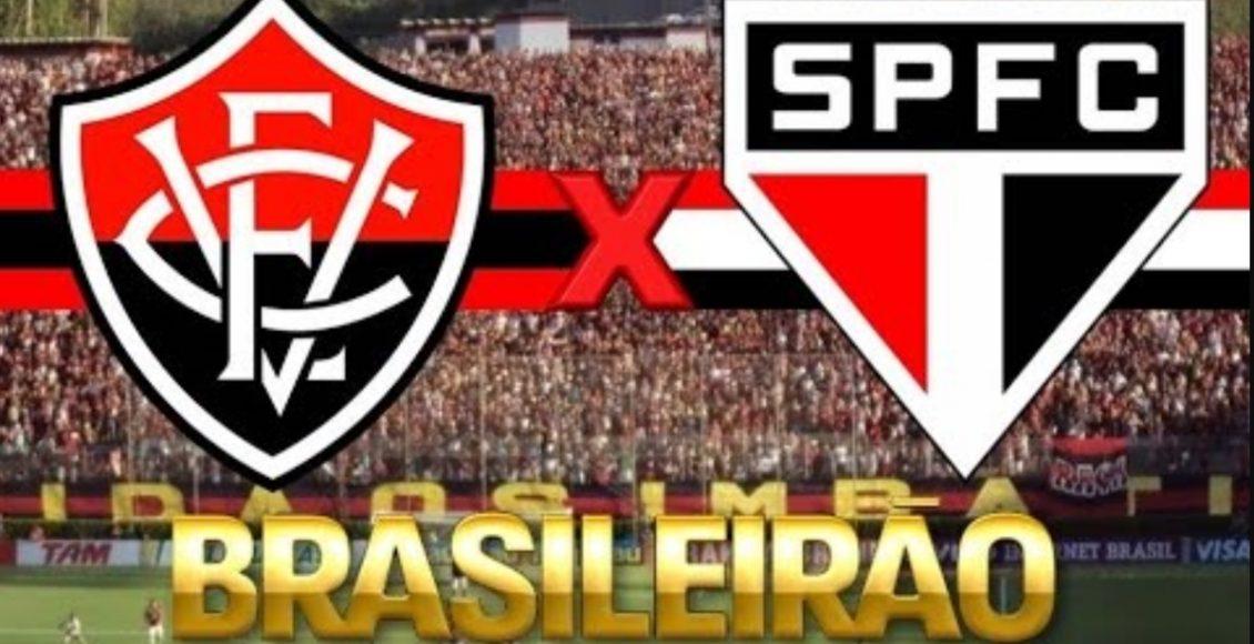 Vitória x São Paulo ao vivo online – Foto/Divulgação