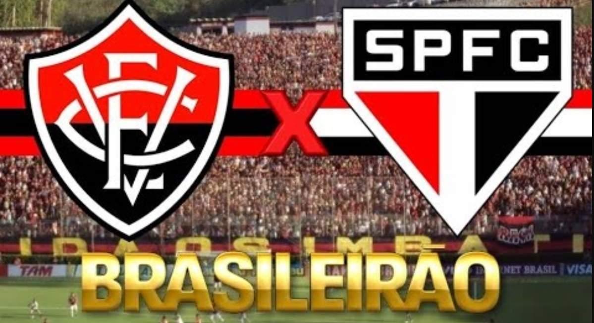 Vitória x São Paulo ao vivo online - Foto/Divulgação